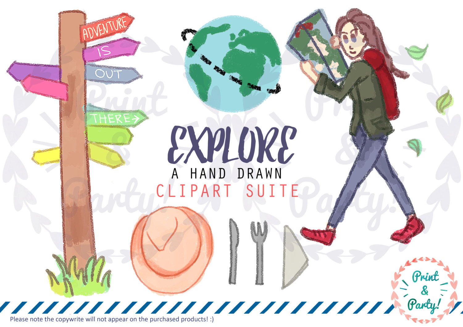 Adventure clipart family holiday #2