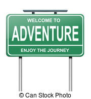 Adventure clipart journey And Stock concept a Adventure