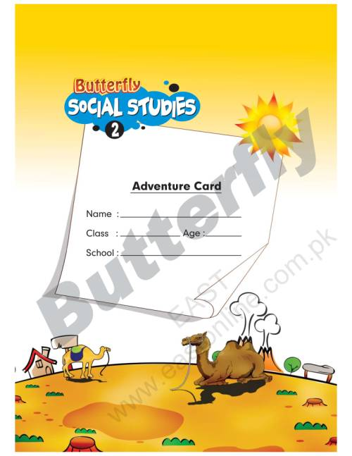 Adventure clipart social study Content Book the Primary class