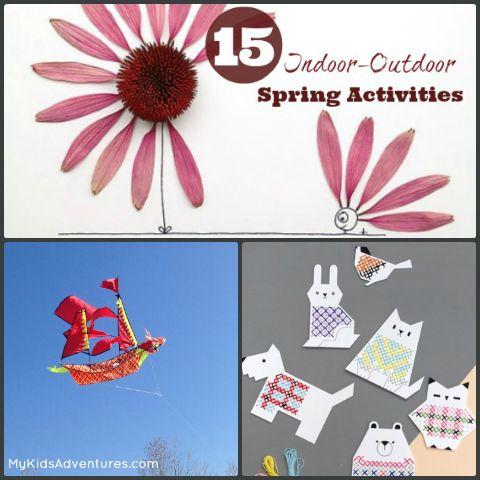 Adventure clipart spring activity Kids Activities Kids With Activities