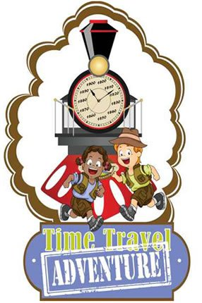Adventure clipart time travel The Enjoy Travel on Time