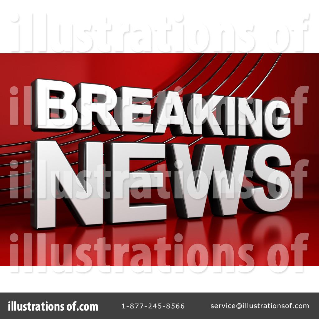 Advertisement clipart breaking news Illustration by Illustration Breaking Clipart