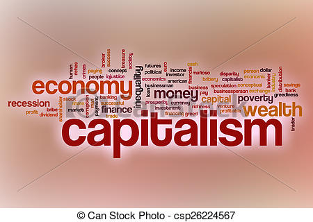 Advertisement clipart capitalism Capitalism abstract Stock word