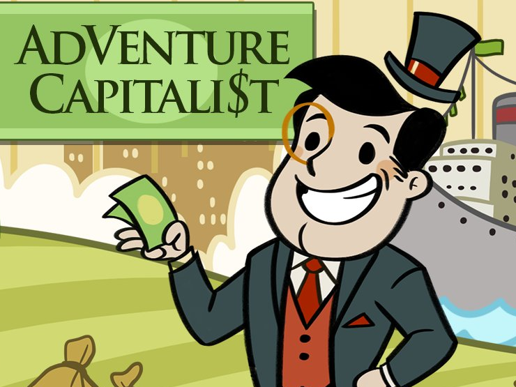 Advertisement clipart capitalism  Insider Capitalist Business Adventure