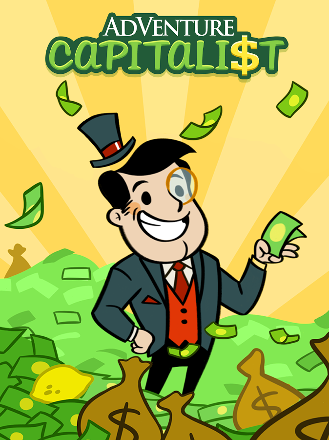 Advertisement clipart capitalism AdVenture – Apps Google on