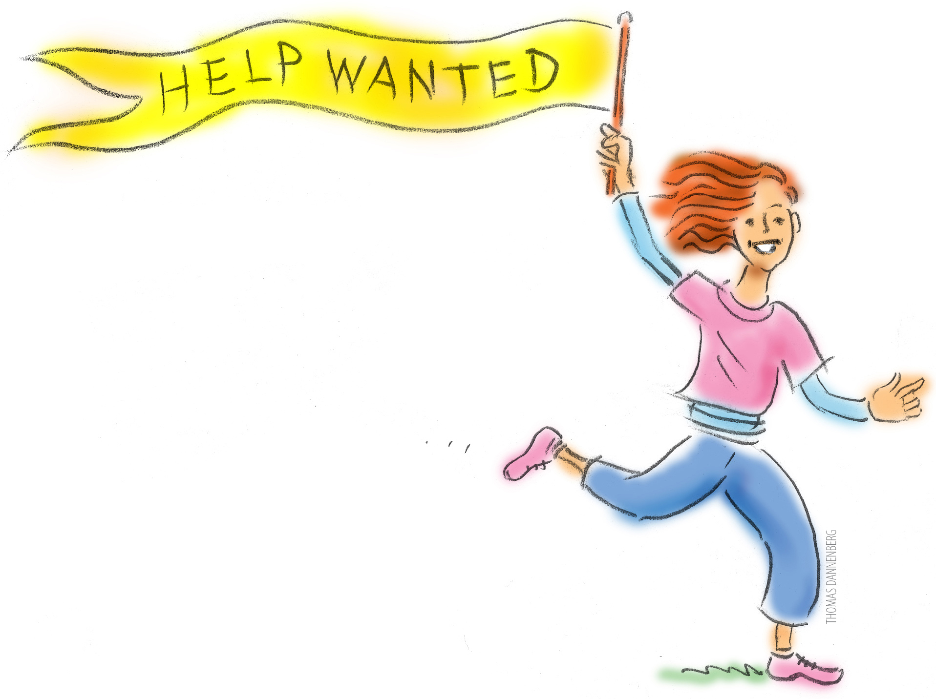 Advertisement clipart help wanted Clip Wanted Wanted – Help