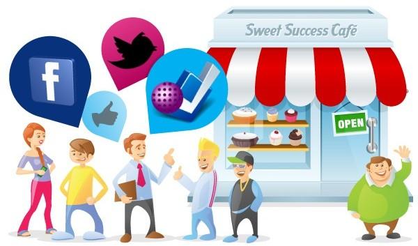 Advertisement clipart information sharing #3