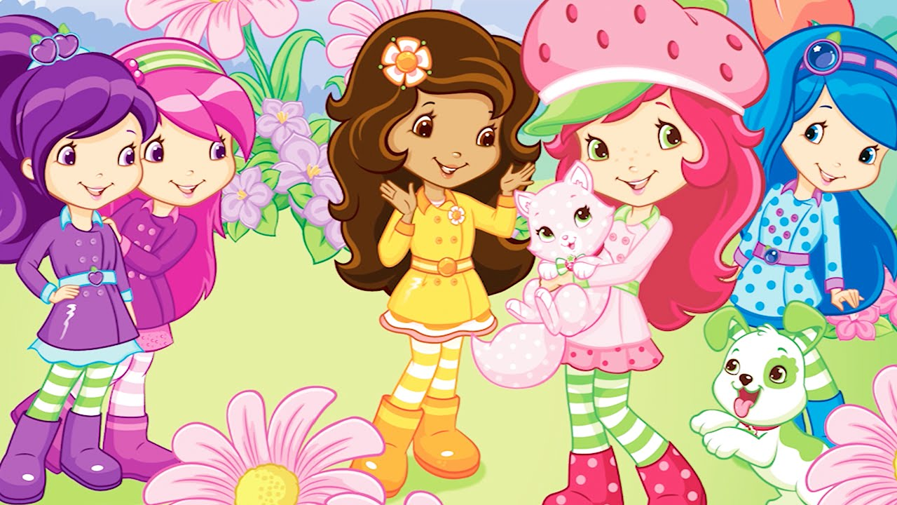 Advertisement clipart kid Strawberry Book Kids  for