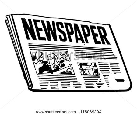 Advertisement clipart news report For for sale clipart sale
