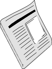 Advertisement clipart news report Welcome Clipart Ad Clipart Newspaper