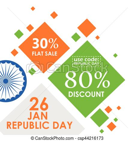 Advertisement clipart promotion And Republic India of for