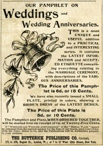 Advertisement clipart publication Vintage wedding Free Advertisement antique
