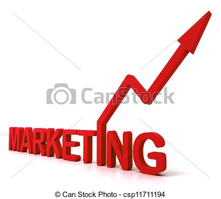 Advertisement clipart sales and marketing Word Marketing And csp11711194 Means