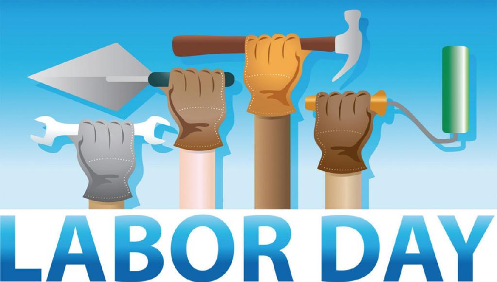 Advertisement clipart status update Day! a Builder Labor Happy