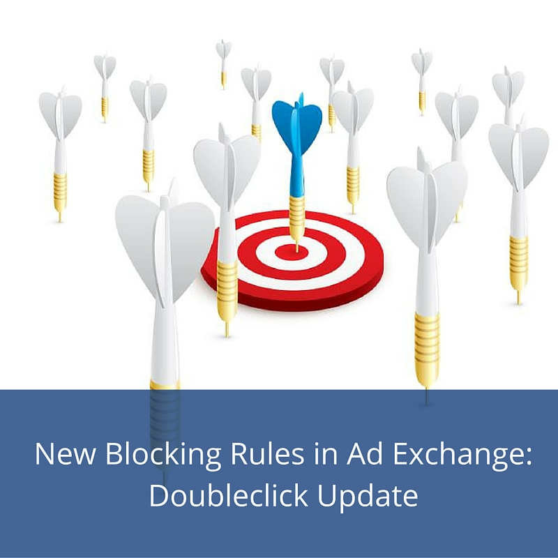 Advertisement clipart status update Rules Doubleclick Blocking New Rules