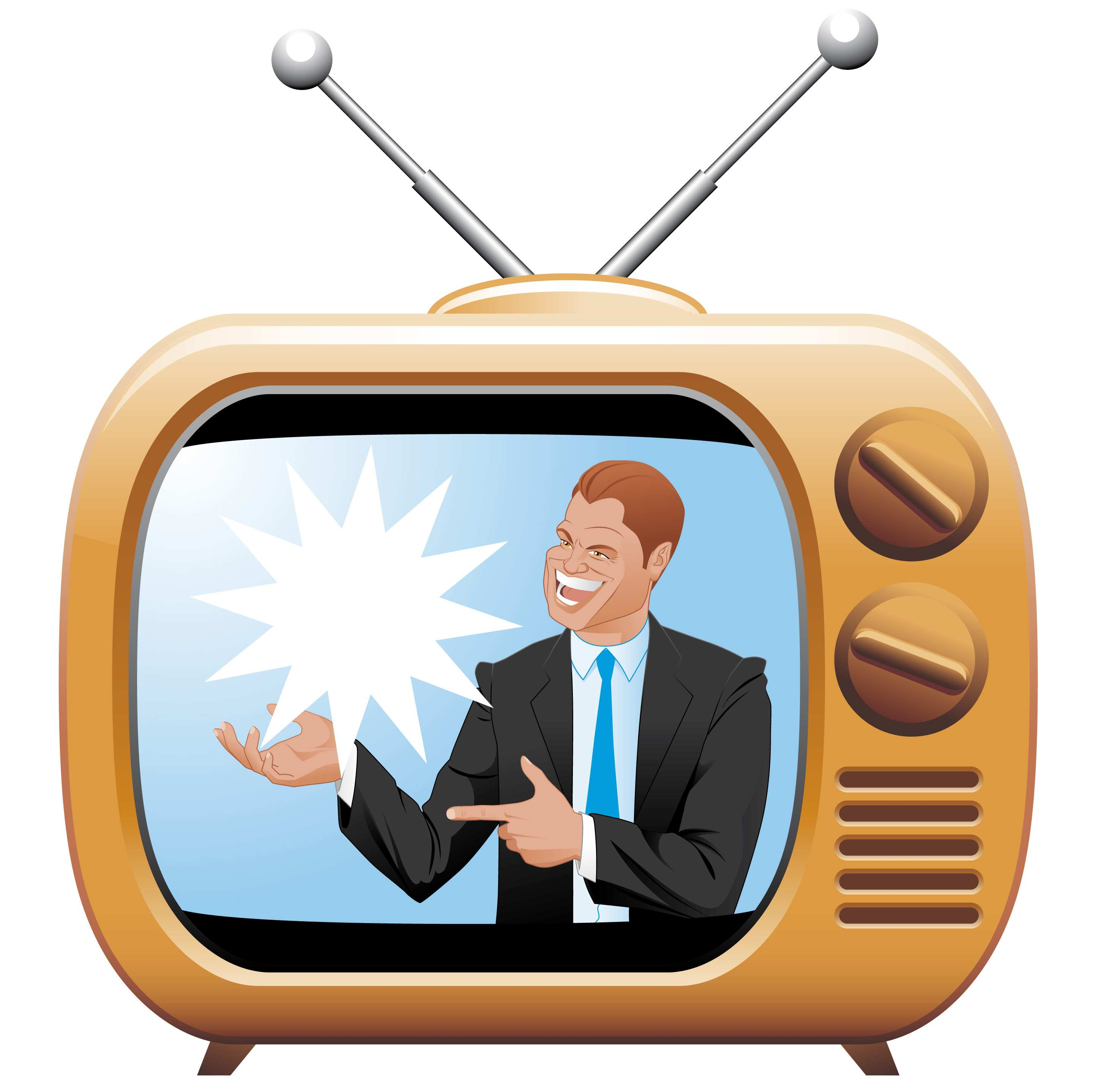 Advertisement clipart watch tv Calgary How the the Screen