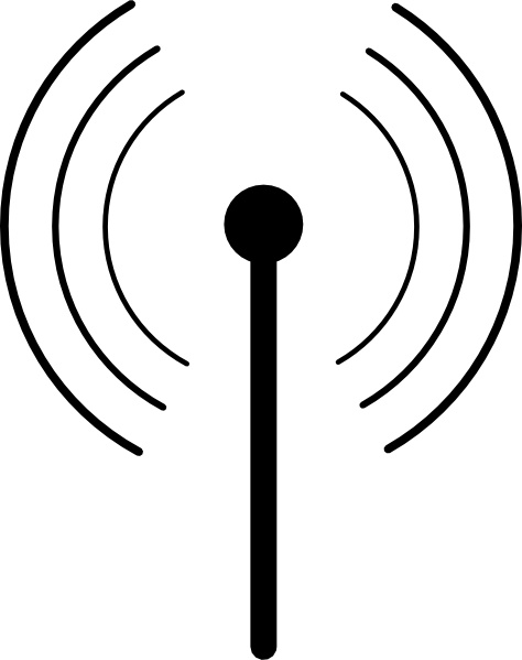 Aerial clipart wireless #7