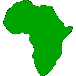 Continent clipart world atlas Art continent Africa ClipartBarn Clip