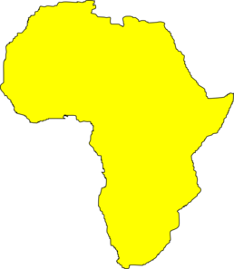 Continent clipart oceania Africa Art Africa collection Clip
