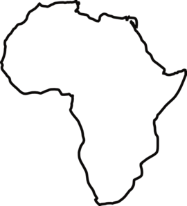 Africa clipart Download clipart Africa Download drawings