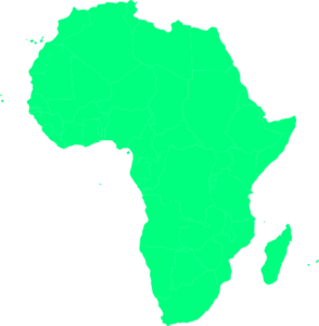 Africa clipart Clip Africa Art 10 Top