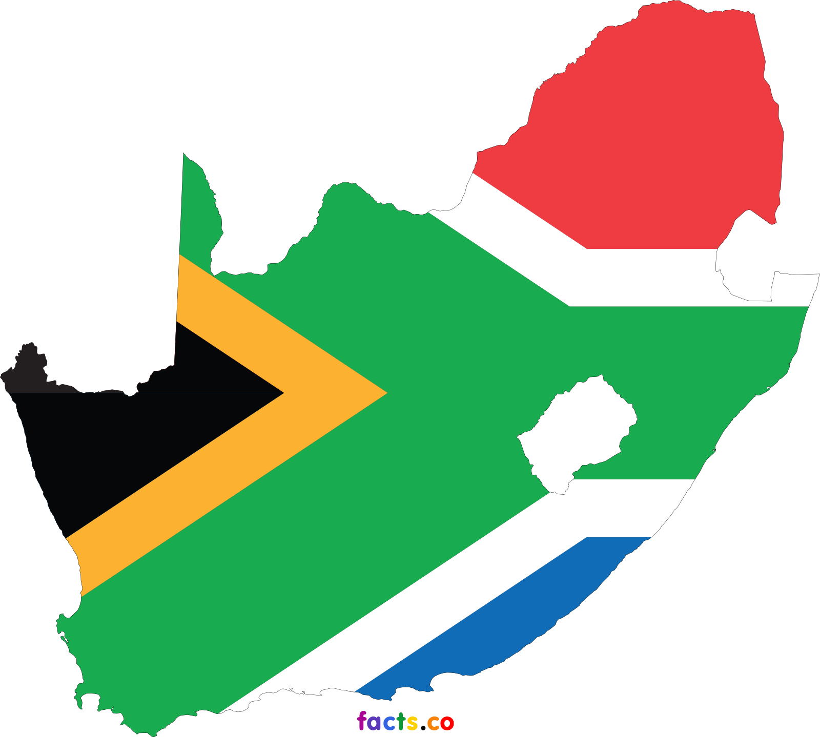 Africa clipart africa map Political outline/blank Africa Flag Africa