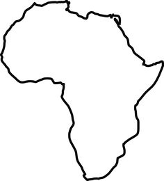 Continent clipart africa Are Where  animals Africa: