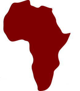 Africa clipart africa map Com online at Clip clip