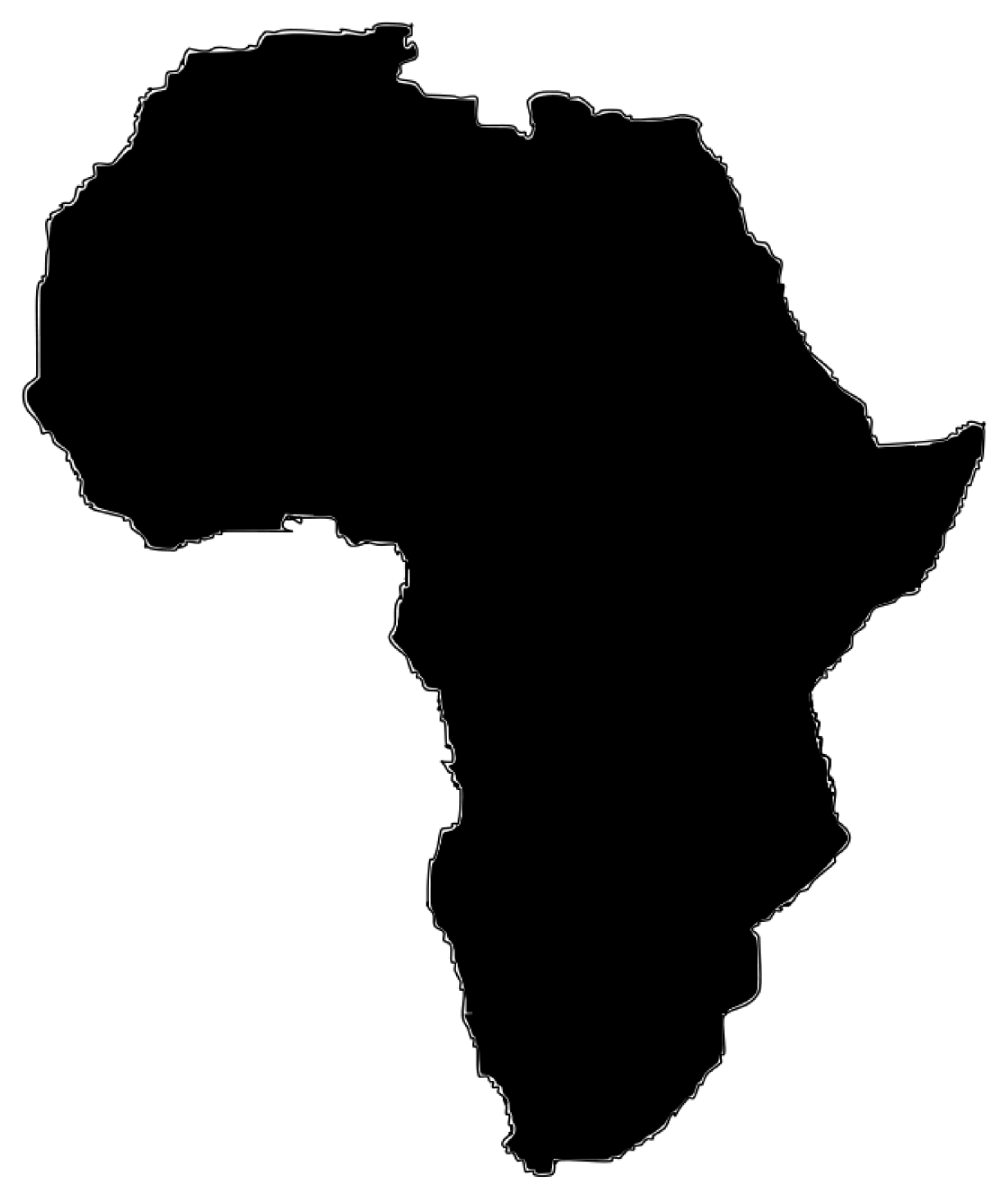 Continent clipart african music African clipart free Clip Collection