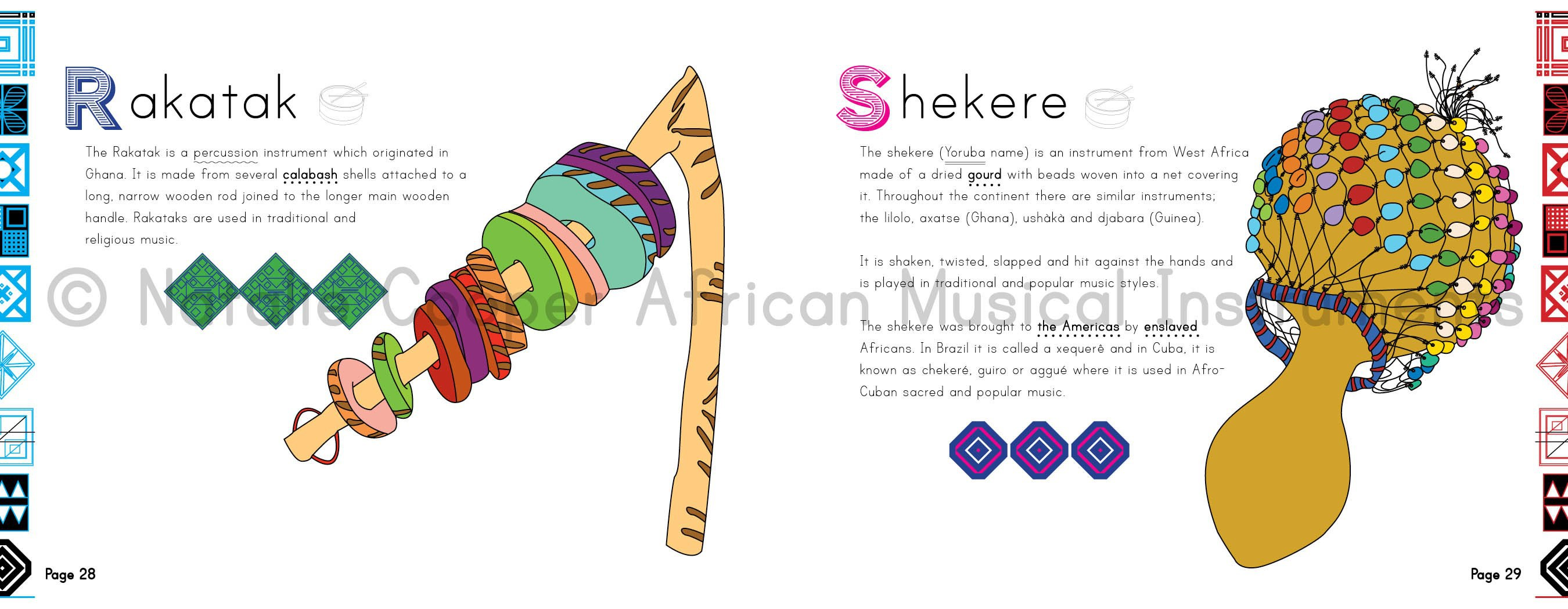 Continent clipart african music Kid New Citizen from Musical