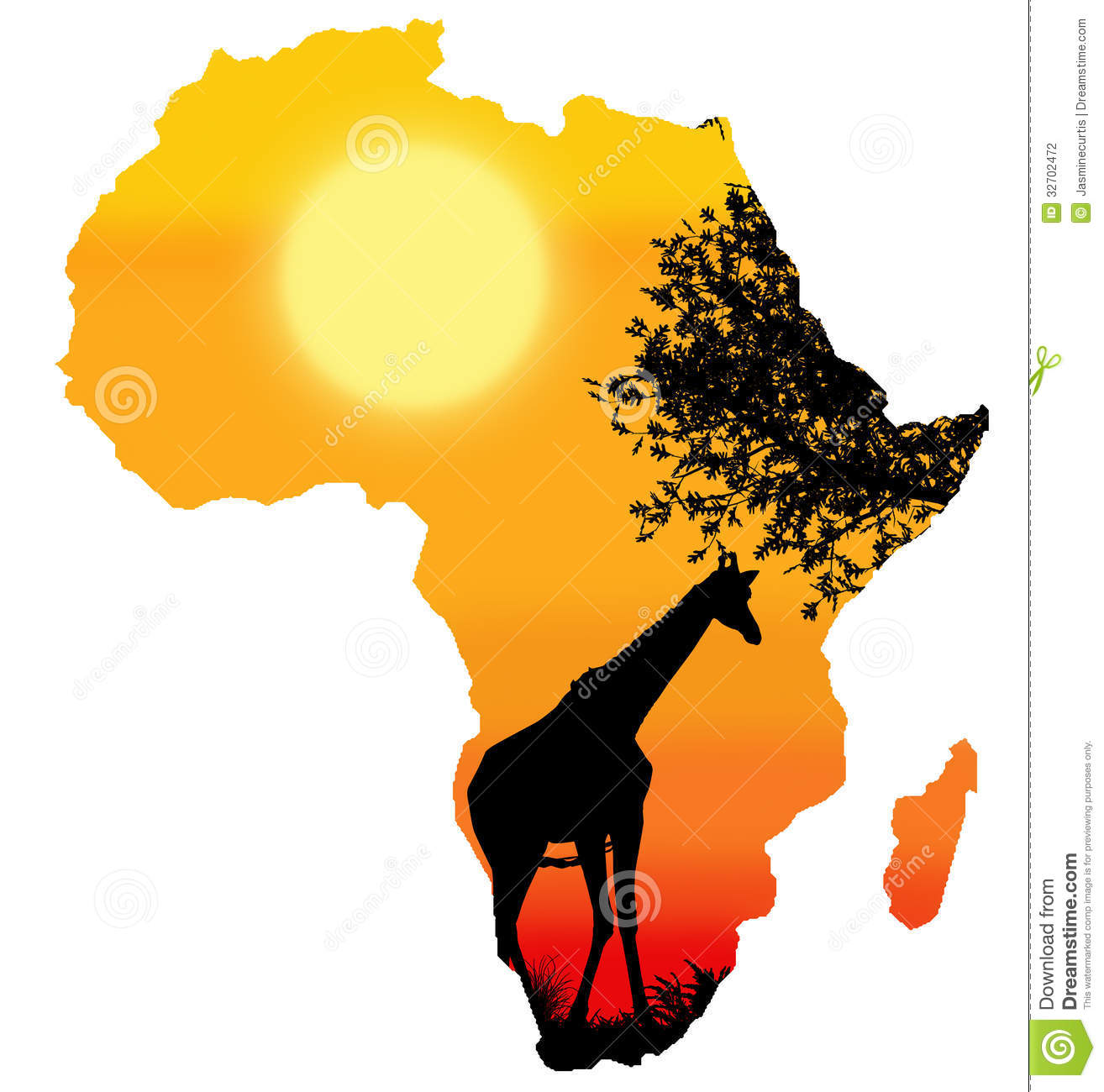 Africa clipart african safari To Africa's Canada Millennials to