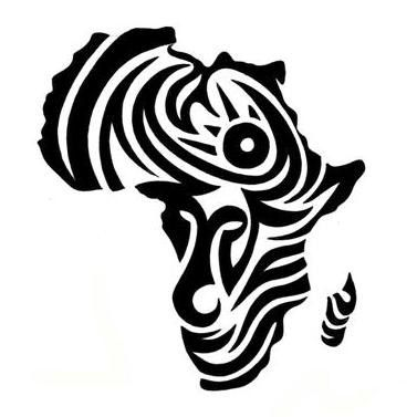 Africa clipart african tribe Tattoo Pinterest Pinterest on Tattoos