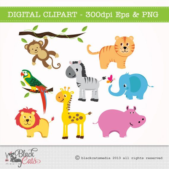 Africa clipart animal science Clipart Pinterest Animals Download African