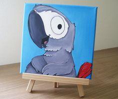 African Grey Parrot clipart parrot head 00 Parrot Grey African Grey