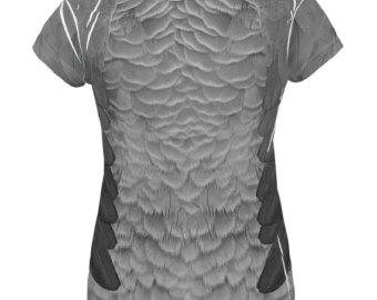 African Grey Parrot clipart Micro Parrot Halloween Grey Shirt