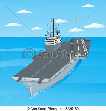 Aircraft Carrier clipart navy ship Planes the Clipart in of