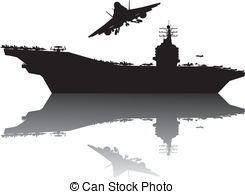 Aircraft Carrier clipart #15