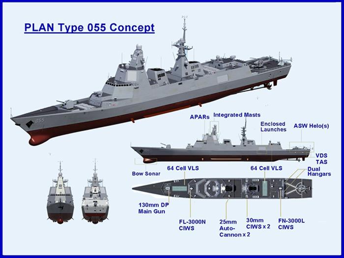Aircraft Carrier clipart destroyer #8