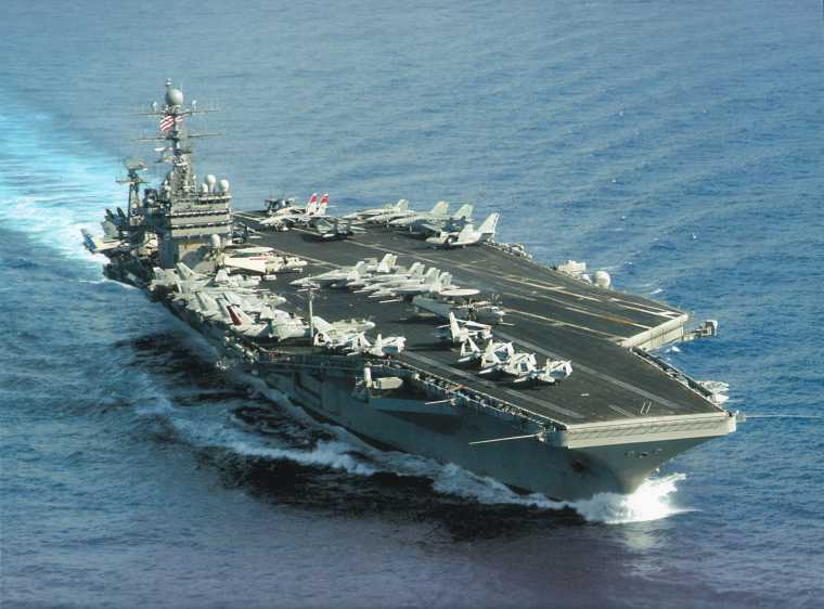 Aircraft Carrier clipart us army #5