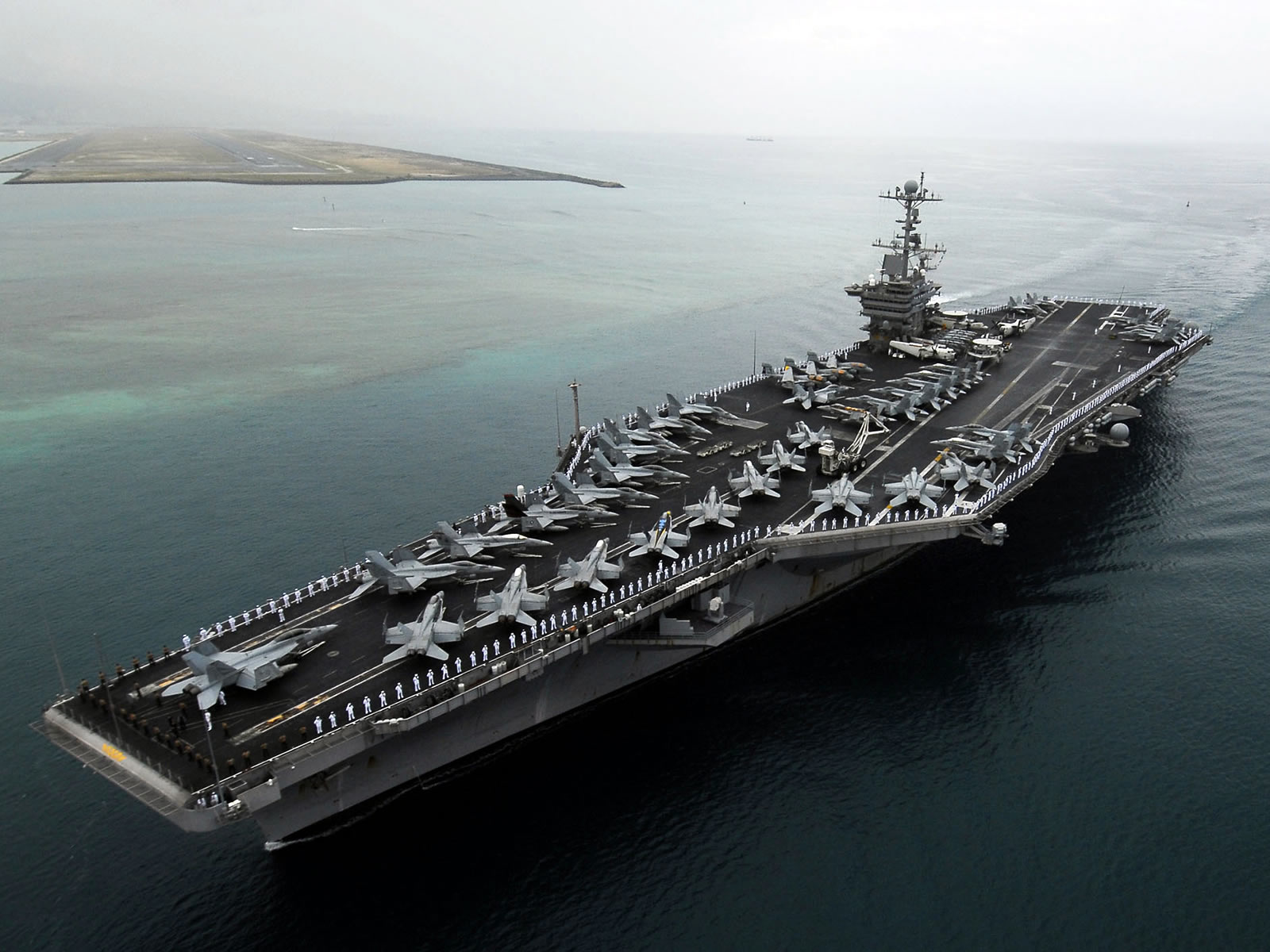 Aircraft Carrier clipart us army #2
