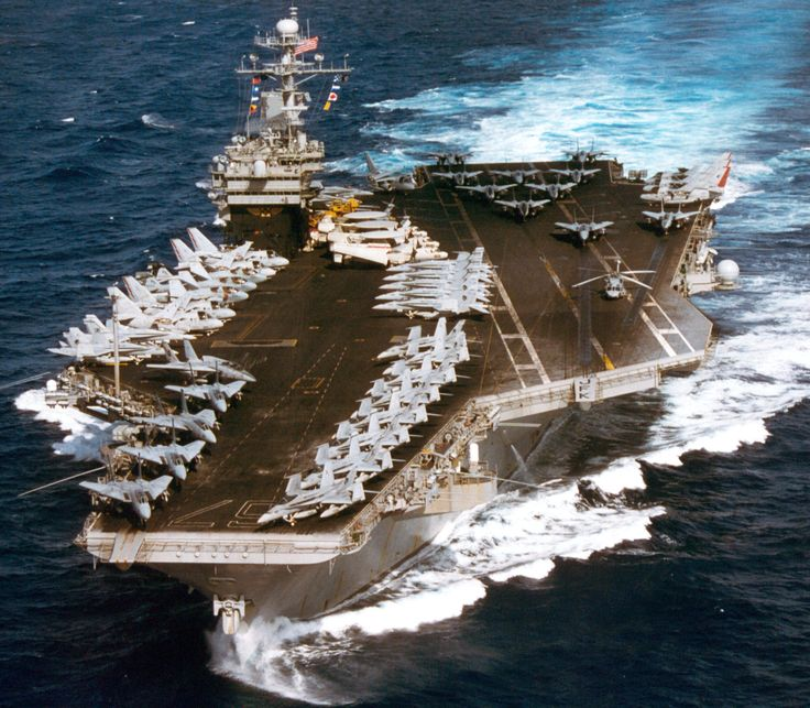Aircraft Carrier clipart us army #14