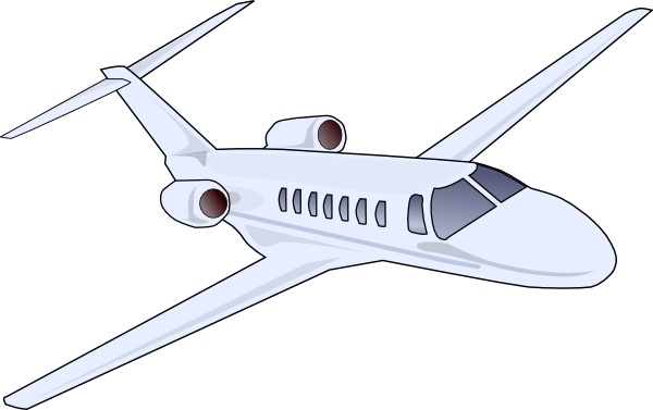 Departure clipart airplane background Aircraft vector  in clip