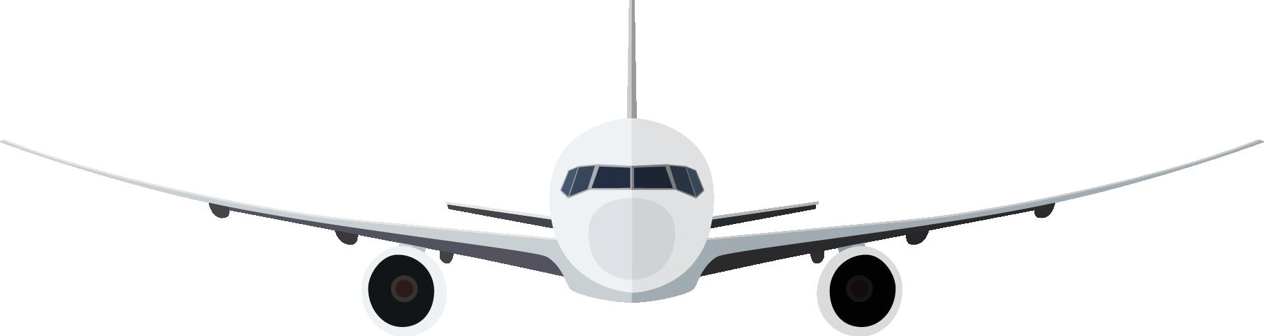 Aircraft clipart Free Domain Clip Airplane Art