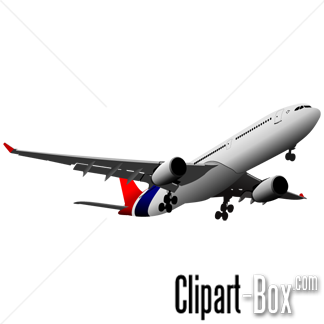 Aircraft clipart airplane takeoff PLANE Royalty CLIPART clipart takeoff
