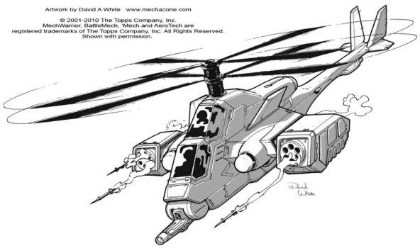 Aircraft clipart battletech VTOL Strike 265 342 by