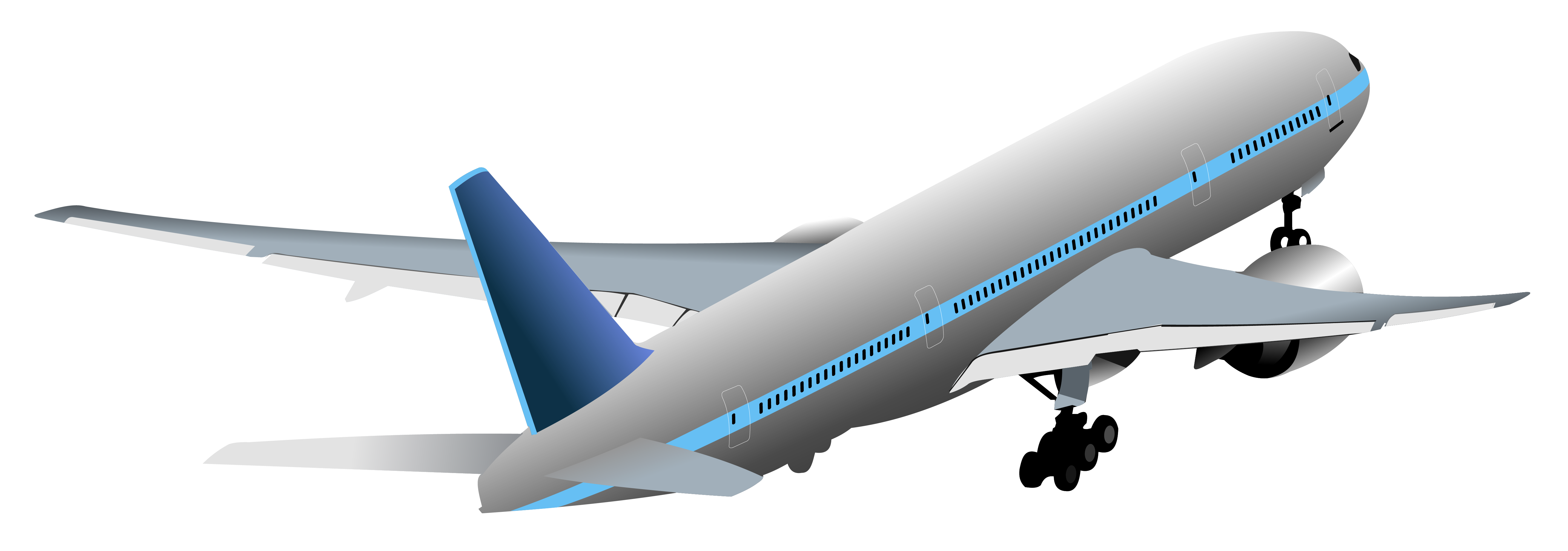 Aviation clipart vector Collection Aircraft Vector Aircraft download