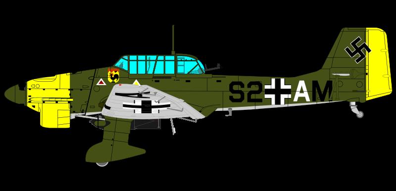 Jet Fighter clipart ww2 plane #3