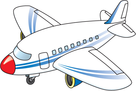 Departure clipart car dealer Airplane clipart drawings Download #6