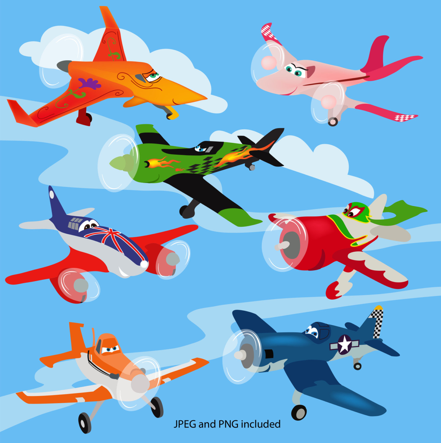 Airplane clipart disney And collection Plane clipart Art