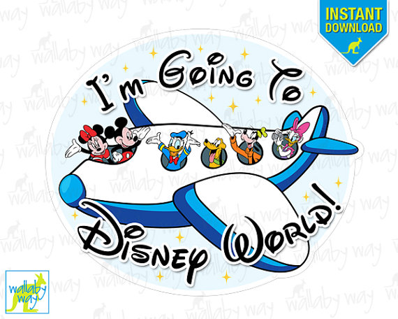 Airplane clipart disney Going Clip Iron Going World